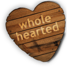 wholehearted